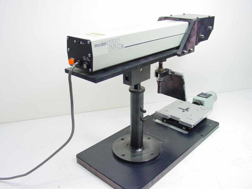 Uniphase 155Asl  Laser on stand with Linear Stage