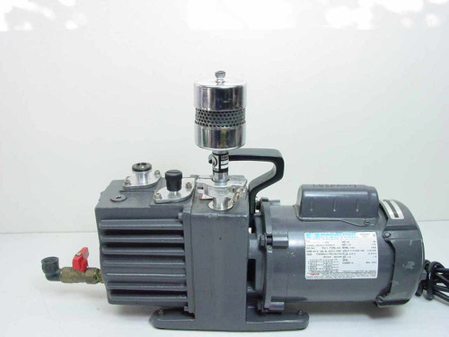 Fisher Scientific D2A  Maxima Rotary Vane Dual Stage Mechanical Pump w/ F