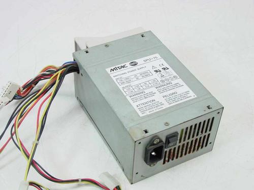 Mitac SPU-75  75 Watt AT Switching Power Supply