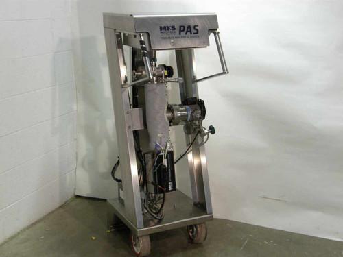 MKS PPT  PAS Portable Residual Gas Analyzer