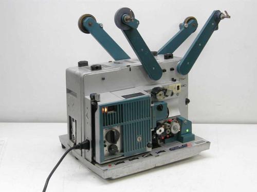 Bauer Sonerex P6  Studio twin interlock projector 16mm