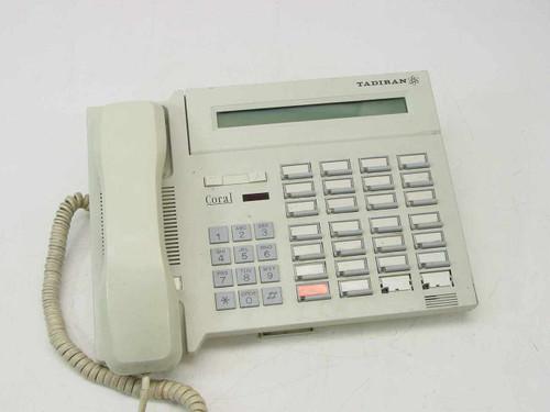 Tadiran DKT-2321  Coral Digital Key Telephone-Biege