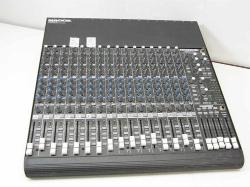 Mackie CR1604-VLZ PRO  16 Channel Mic / Line Mixer - As Is for Parts or Repair