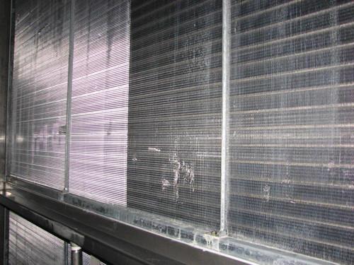 ISM AHU  Recirculating Cleanroom Air Handler 32,800 CFM