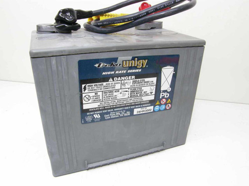 Deka  24HR3000  12V 79Ah Unigy High Rate Series Battery