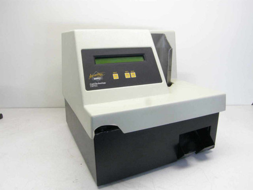 Card Technology Model 1  Plastic Card Embosser - As Is