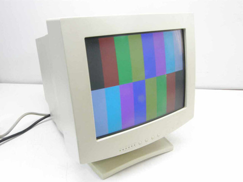 "RIC 555  14"" VGA Color Monitor"