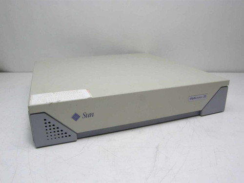 Sun 600-3324-03  Sparc Station 20 w/CD and Floppy