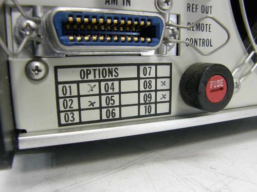 Fluke 6011A  Synthesized Signal Generator 10 Hz to 11 MHz