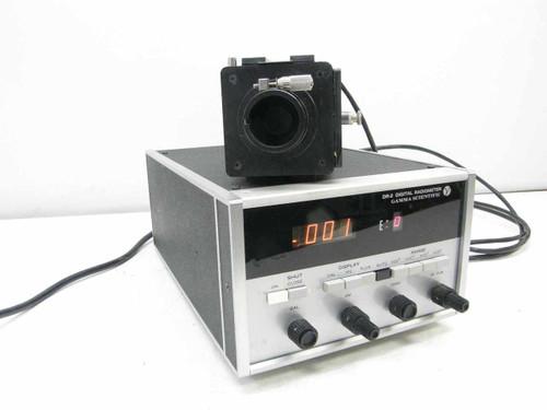 Gamma Scientific DR-2  Digital Radiometer with Model 2400 1H Detector