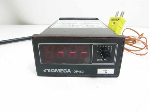 Omega DP462  Temperature Controller