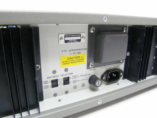 HP 8082A  Pulse Generator