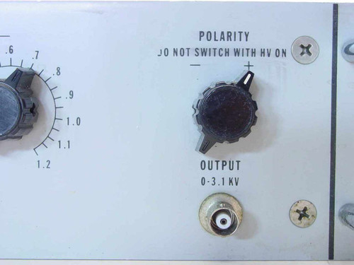 Fluke 415A  3.1Kv 1-30ma DC HV High Voltage Power Supply