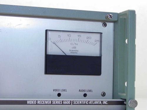 Scientific Atlanta 6600  Video Receiver
