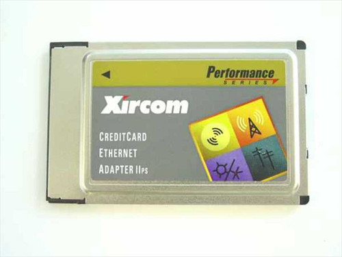 Xircom Credit Card Ethernet Adapter (PS-CEM-28)