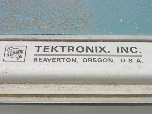 Tektronix 7704  Oscilloscope for Parts or repair