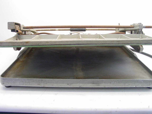 """Commercial  24"""" x 19""""  Dry Mounting and Laminating Press - As Is"""
