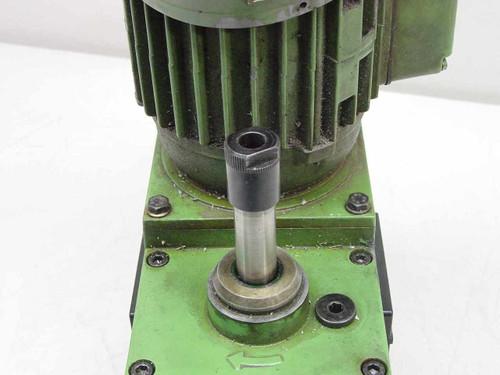 Emco/Bauknecht 782771  6 Speed Vertical Milling Head - AS IS