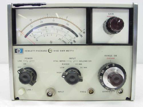 Hewlett-Packard 415E  SWR Meter