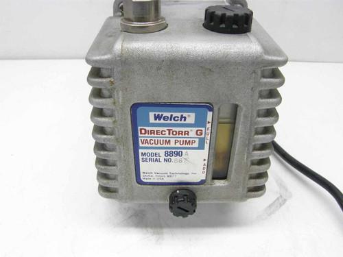 Welch 8890A  Direct-Torr Portable Vacuum Pump 1.0