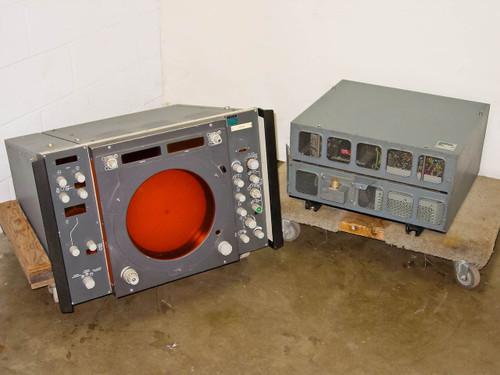 Decca Radar True Motion S-Band 10cm Radar System TMS 1230C