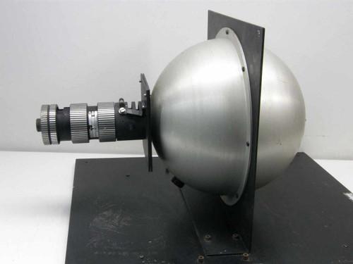"""Labsphere / Optoliner 12""""   Intergrating Sphere with T.V Optoliner Model K-100"""