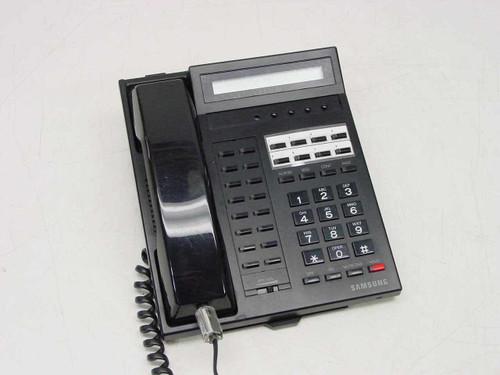Samsung 816 Keyset  Phone with Display - Black