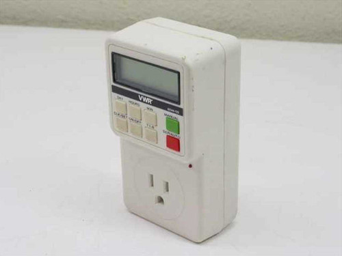 VWR 62344-723  Digital Time-Switch Electrical Plug Timer