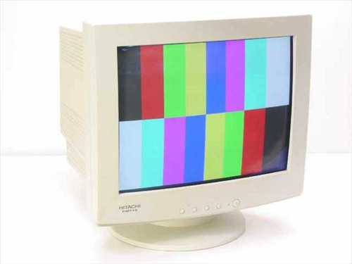 "Hitachi CM715U-511  Hitachi CM715 19"" Color Monitor"
