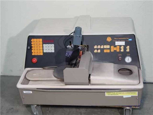 Micro Automation Inc. M-1006A  Bench Top Programmable Dicing Saw Model 1006