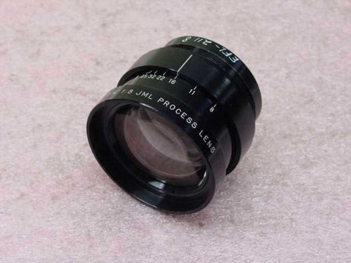 "JML 8 1/4""- F 8  Process Lens in very good condition 8.25- F 8"