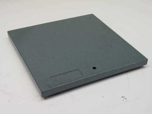 "Steel 12""x12""  Metrology Equipment Mounting Plate Pedestal"
