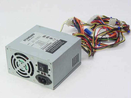 PC Power & Cooling Standard 235 ATX  235 Watt ATX Power Supply