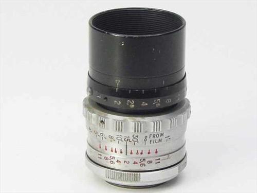Kinoptik Apochromat Paris  F 2 Focale 25 mm
