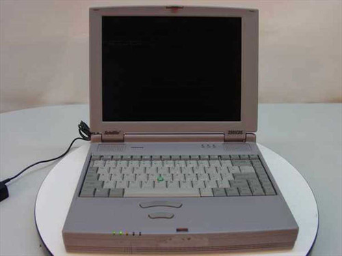 Toshiba 150MHz Satellite 2505CDS 32RAM 2.1 GIG - BAD LCD PAS250U-S6C