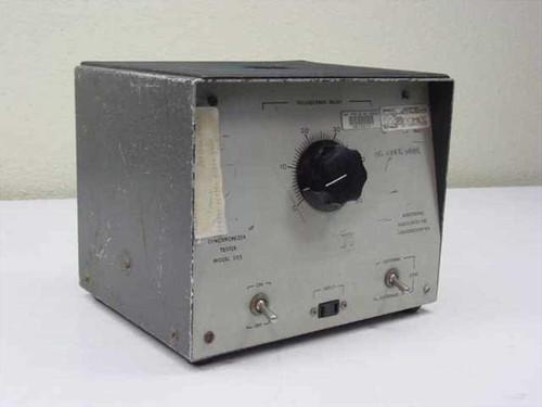 Aerotronics 6760-720-5599  Photo Flash Tester Synchronizer Model 205