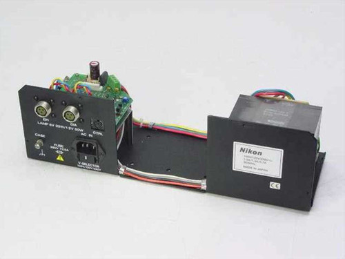 Nikon 6V 20W / 12V 50W  Lamp Power supply