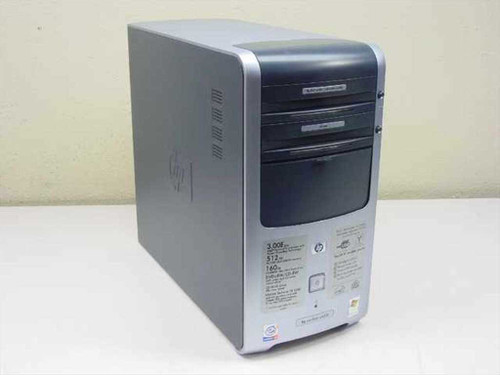 Hewlett Packard DQ177A  a450n P4 3.0Ghz/160GB/512MB