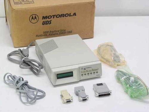 Motorola  V.3225 LCD Mini SA  UDS External Voice / Data Modem