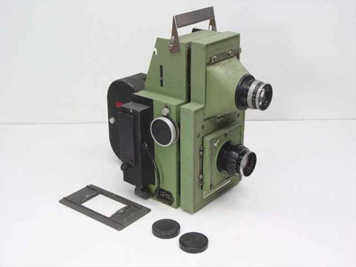 Beattie / Coleman Systems 93400  Datronic Large format Camera, Magazine & 2 Lenses