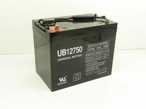 Universal Power Group UB12750  12V 79Ah Replacement battery - Tested Good