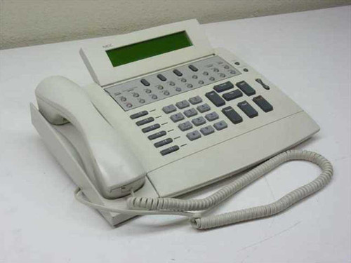 NEC SN716/SN536  Desk Console Phone Control Base with cradle & hand