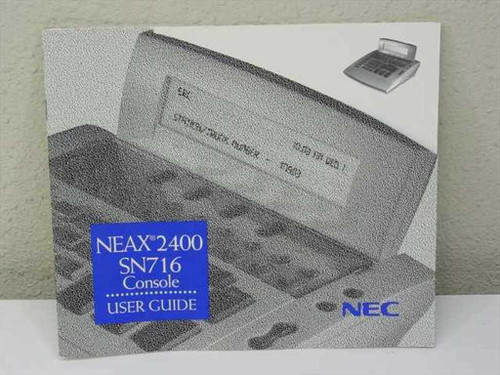 nec sn716  sn536 desk console phone control base with cradle   hand recycledgoods com nec dterm series e phone user guide nec dterm series e phone user guide