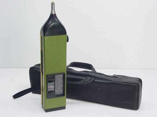 GenRad 1982  Precision Sound Level Meter & Analyzer