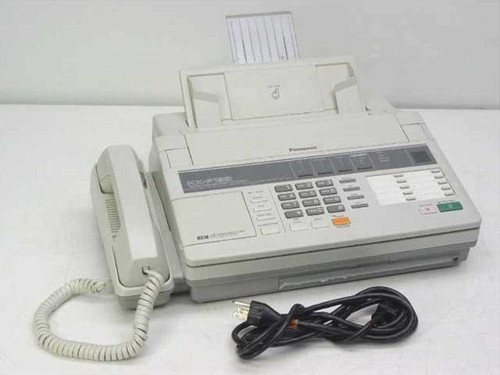Panasonic KX-F155  Telephone Answering System w/Fax