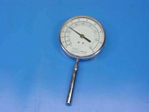 ITT  Lawler  Temperature Control Gauge