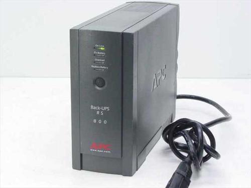 APC  RS 800  Back-UPS