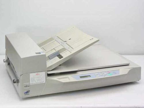 Fujitsu M4097D  Scanner w/Duplex 11x 17 Large Format