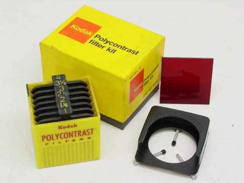 Kodak Model A - CAT 153 8032  Polycontrast Filter Kit