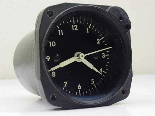 Kollsman No P/N, no S/N  Clock - AS IS